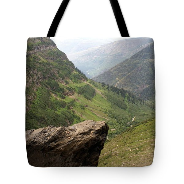 Along The High Line Tote Bag by Marty Koch