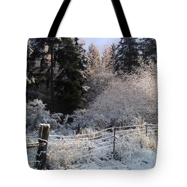 Along The Way Tote Bag by Rory Sagner