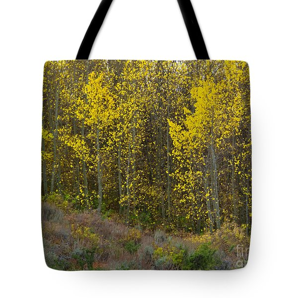 Alpine Surprise Tote Bag