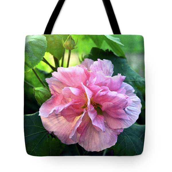 Althea Rose Of Sharon Tote Bag by Kevin Smith