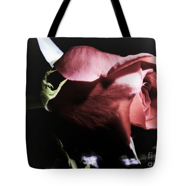 Tote Bag featuring the photograph Always And Forever 2 by Janie Johnson