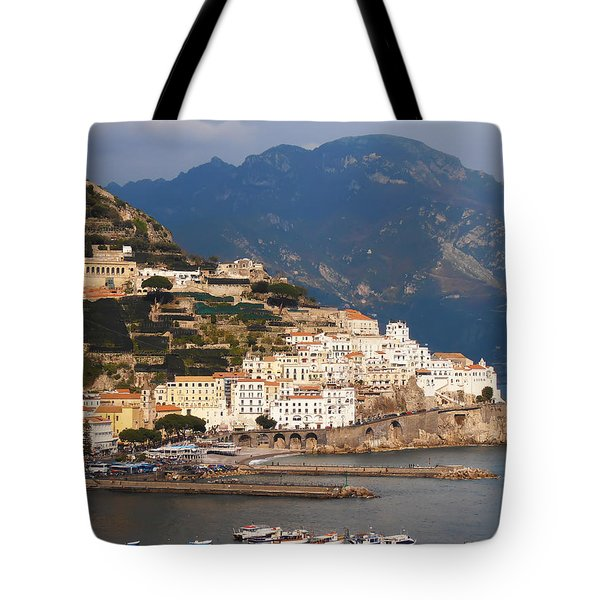 Amalfi Tote Bag by Bill Cannon