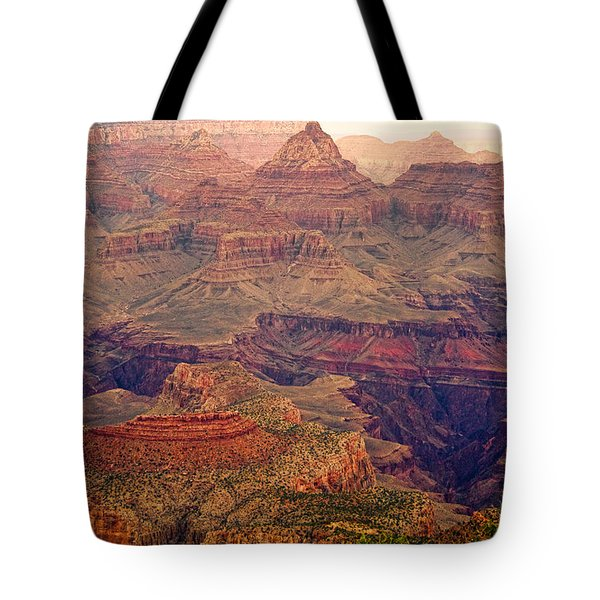 Amazing Colorful Spring Grand Canyon View Tote Bag by James BO  Insogna