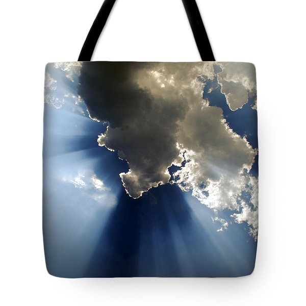 Amazing Grace Tote Bag by Skip Willits