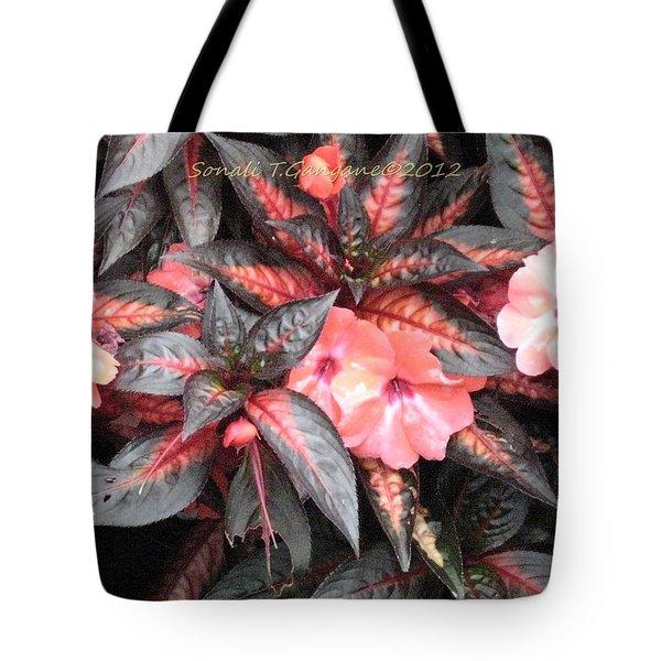 Amazing Hues Of Nature Tote Bag by Sonali Gangane