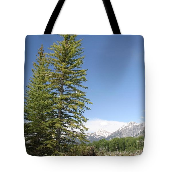 America The Beautiful Tote Bag by Living Color Photography Lorraine Lynch