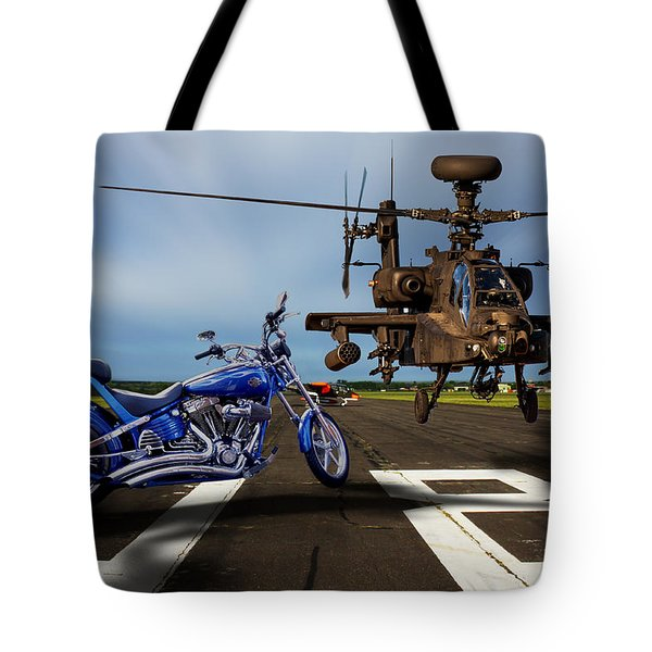 American Choppers 2 Tote Bag