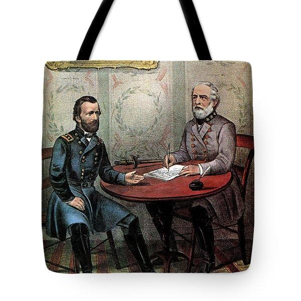 American Civil War  Tote Bag by Photo Researchers