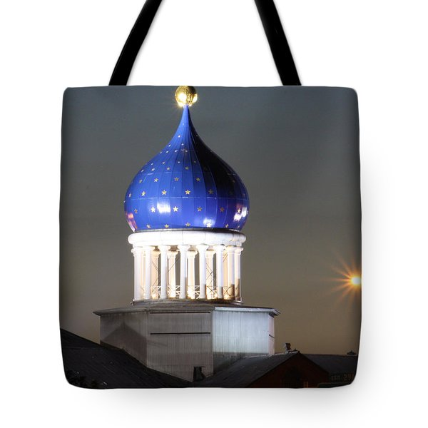 American History Tote Bag
