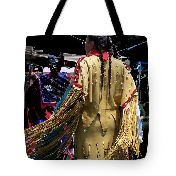American Indian 2 Tote Bag