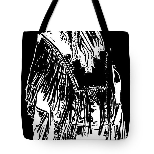American Indian Tote Bag