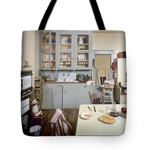 American Kitchen Tote Bag by Granger