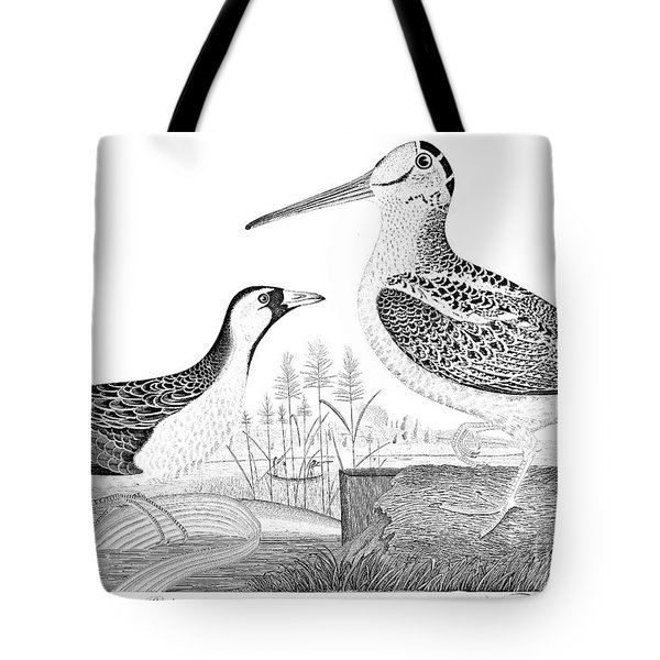 American Ornithology Tote Bag by Granger