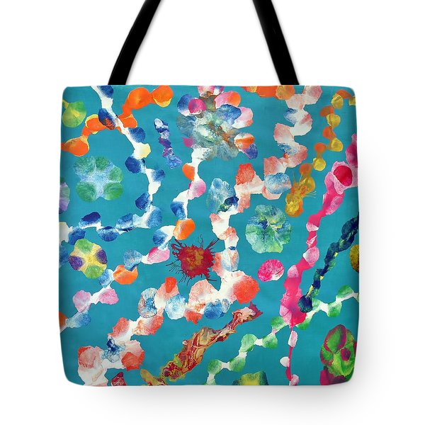 Amindra Tote Bag by Sumit Mehndiratta