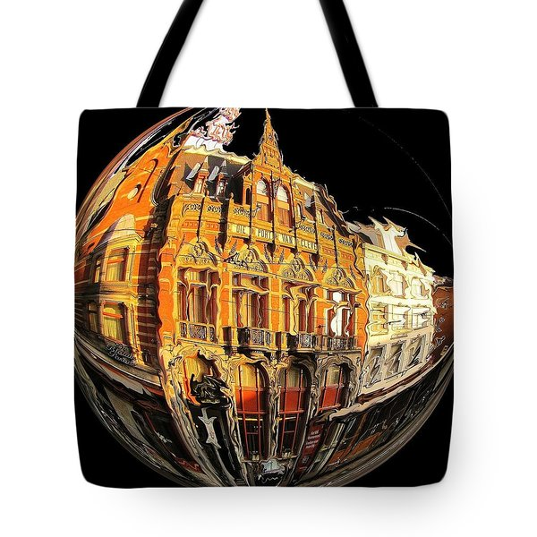 Amsterdam Tote Bag by Barbara Walsh