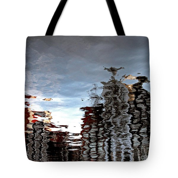 Amsterdam Reflections Tote Bag