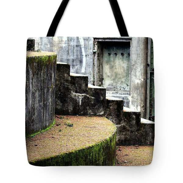 An Abandoned Fortress Tote Bag