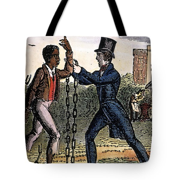 An Abolitionist Tote Bag by Granger