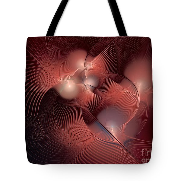 Analysis Tote Bag by Jutta Maria Pusl