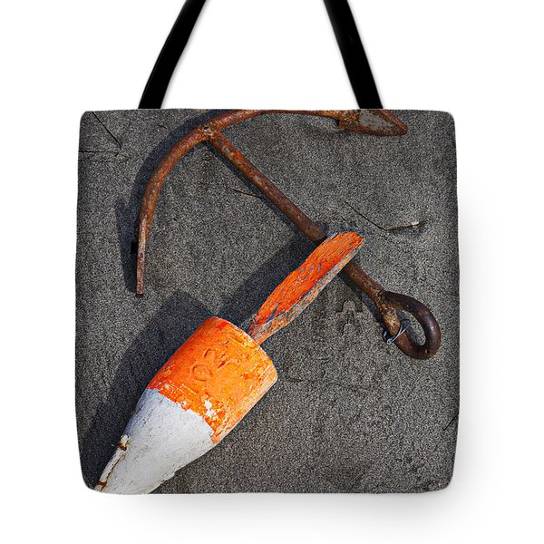Anchor And Float Tote Bag by Garry Gay