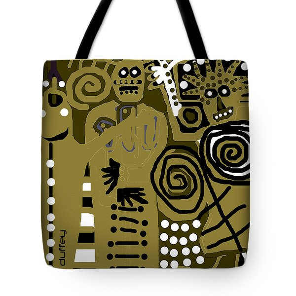 Ancients 1d Tote Bag