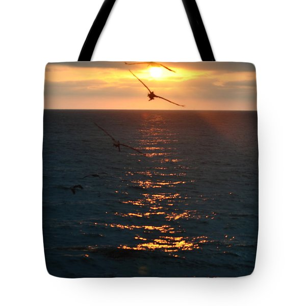 ...and At The End Of The Day... Tote Bag