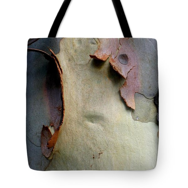And God Made Trees Tote Bag by Robert Margetts