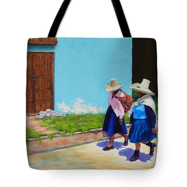 Andean Ladies Tote Bag
