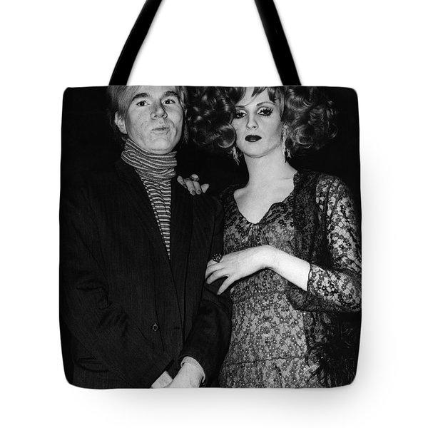 Andy Warhol (1928-1987) Tote Bag by Granger