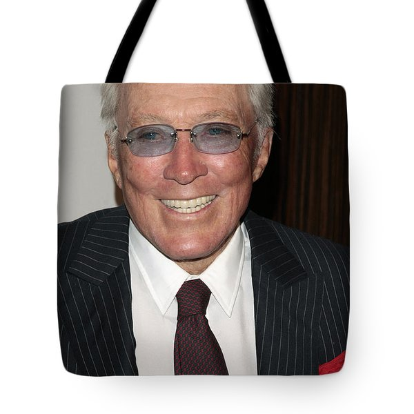 Andy Williams Tote Bag by Nina Prommer