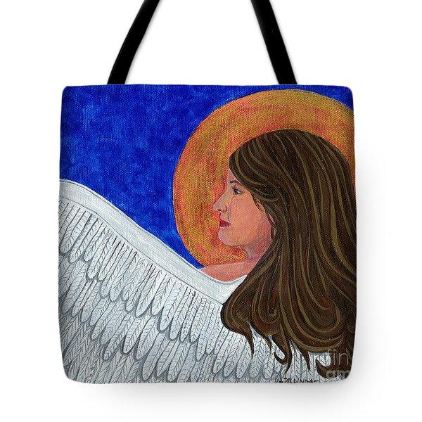 Angel 1 Tote Bag