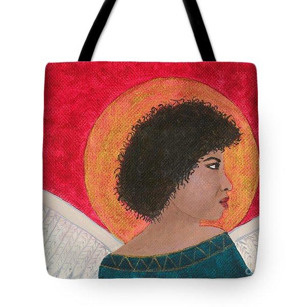 Angel 4 Tote Bag