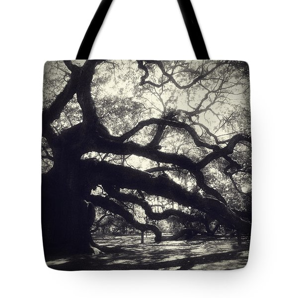 Angel Tote Bag by Amy Tyler