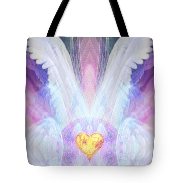 Angel Of The Innocent Tote Bag