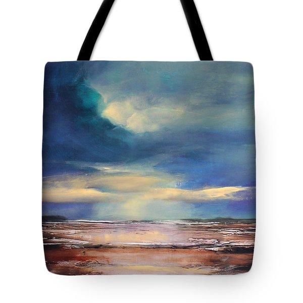 Angel Sky Tote Bag by Toni Grote