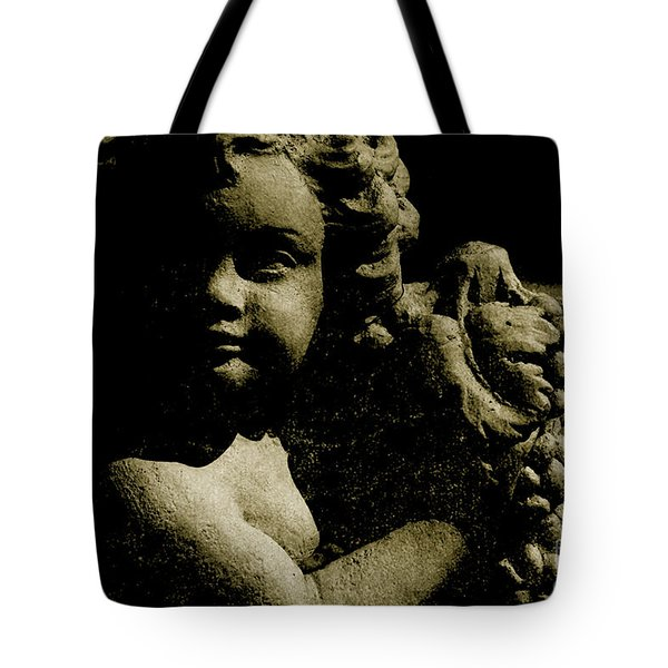 Angelina My Little Angel Tote Bag by Susanne Van Hulst