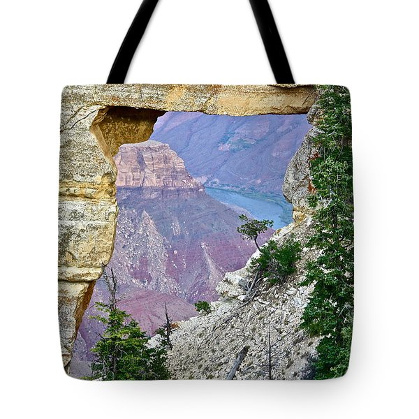 Angel's Window Four Tote Bag