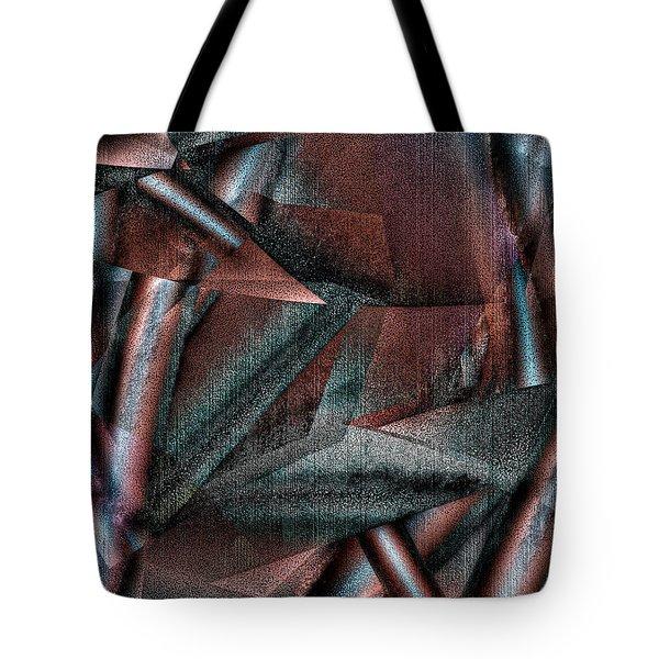 Angst II Tote Bag