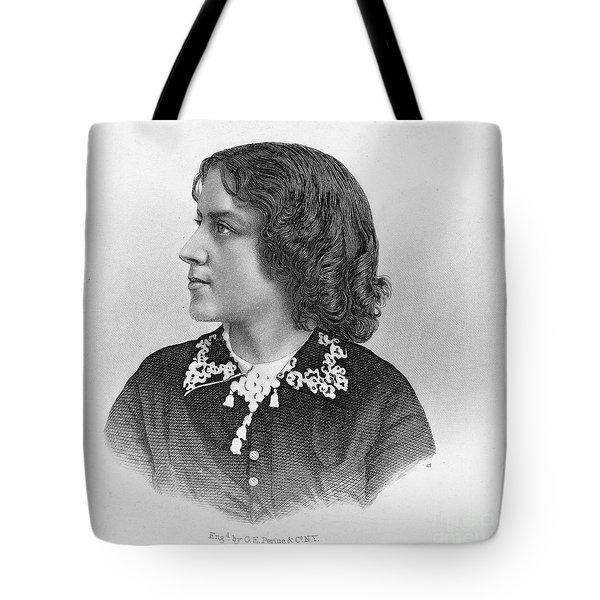 Anna Elizabeth Dickinson Tote Bag by Granger