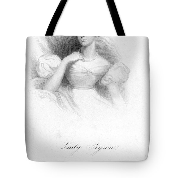 Anne Isabella Byron Tote Bag by Granger