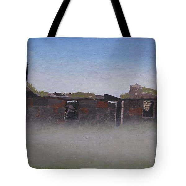 Another Abandoned Croft Tote Bag by Eric Burgess-Ray