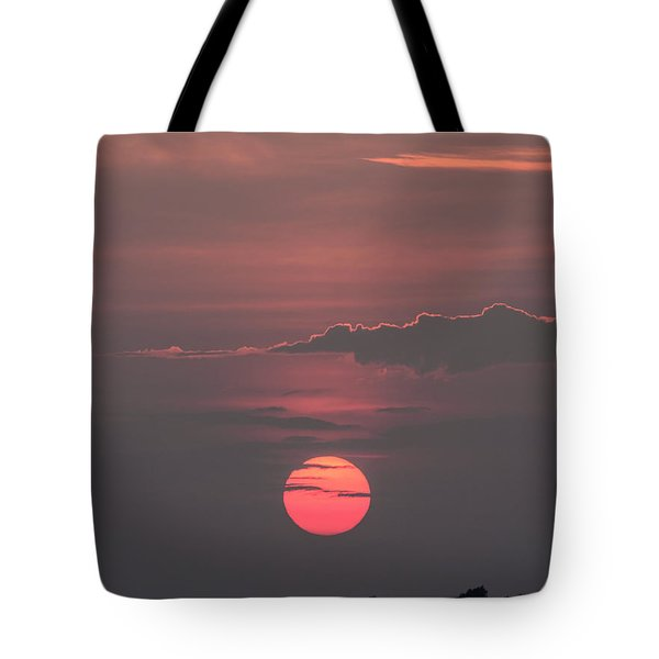 Another Day Down Tote Bag by Mark Papke