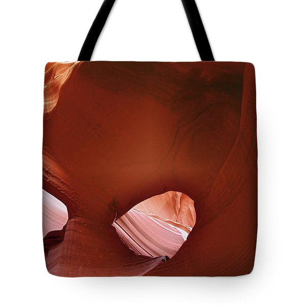 Antelope Canyon - A Rare Beauty Tote Bag by Christine Till