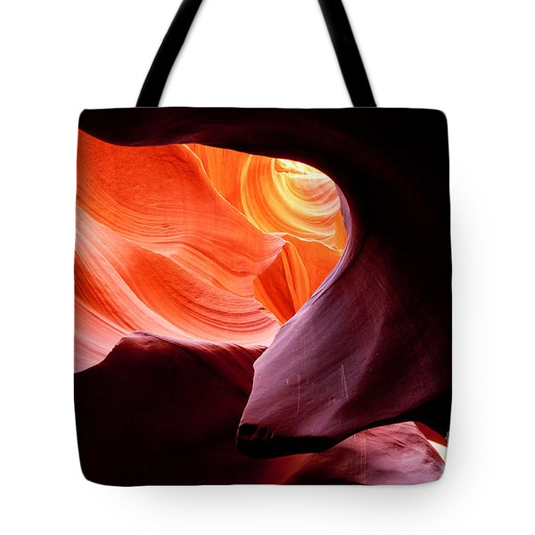 Antelope Canyon Portal Tote Bag