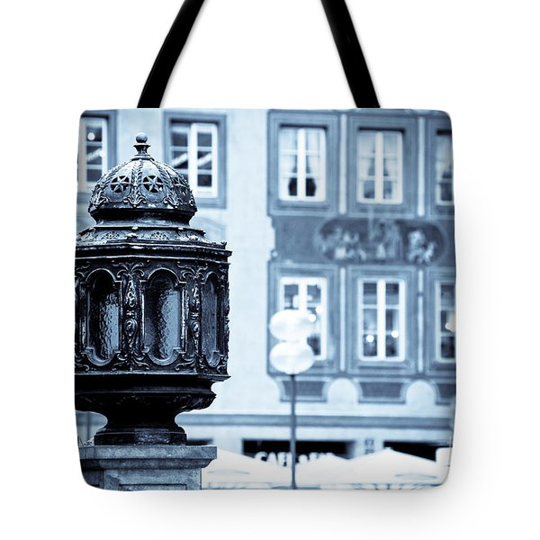 Antique Design Tote Bag by Syed Aqueel