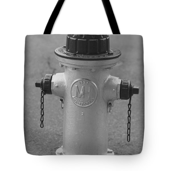 Antique Fire Hydrant Cambridge Ma Tote Bag