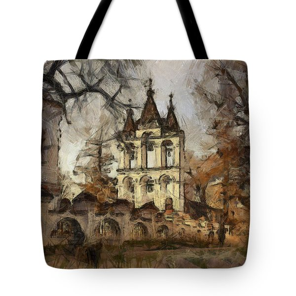 Antiquities Tote Bag