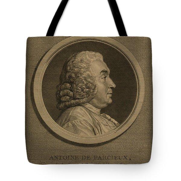 Antoine Deparcieux Tote Bag by Granger