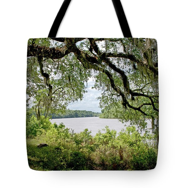 Apalachicola River Tote Bag