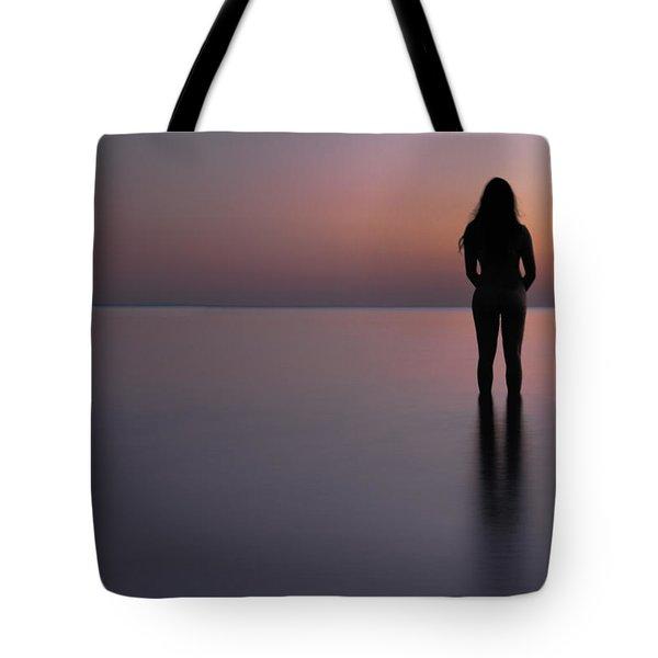 Aphrodite Tote Bag by Stelios Kleanthous